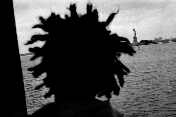 mpdrolet:  Statue of Liberty seen from the Staten Island ferry, 2007  Matt Lutton