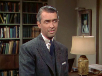 James Stewart in Rope (1948)