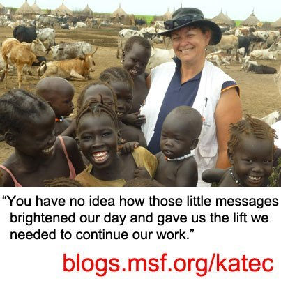 In her final post, Kate says a big thank you to everyone who read and commented on her blog. Please leave your questions and comments for Kate in the comments box below her blog post.