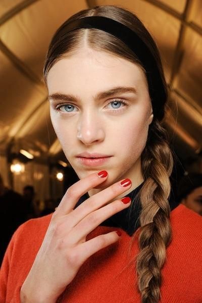 Runway Lacquer Daily Spotlight: Valentino Fall 2013 'Like' us on Facebook and follow us on Twitter @Lacquerous for even more fashionable lacquer!