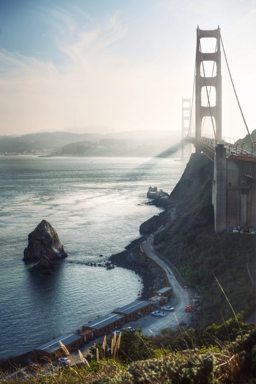 greaterland:  The Shadow of the Bridge (by jdhilger)  I wanna go back to that spot