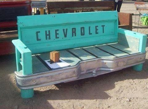 jackkracker:  Ligit.. Amazing bench!! I don't care if u don't like Chevy it's an amazing bench!!