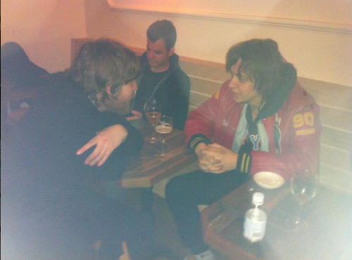 Julian Casablancas ‏@Casablancas_J Tørst in Greenpoint…if you want crazy and amazing beers