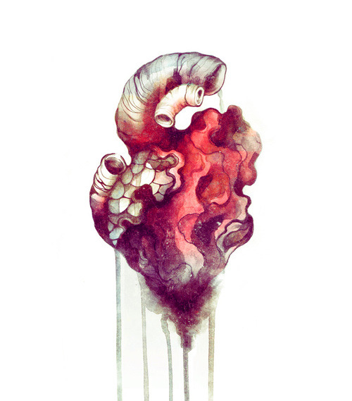 "insearch-of-something:  by Sara Blake ""2 of Hearts"""