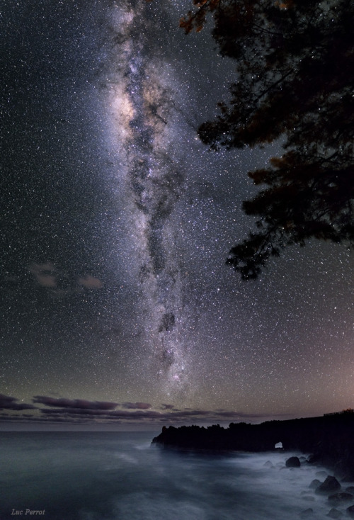 A Night at Cap Méchant, Reunion Island — Luc Perrot