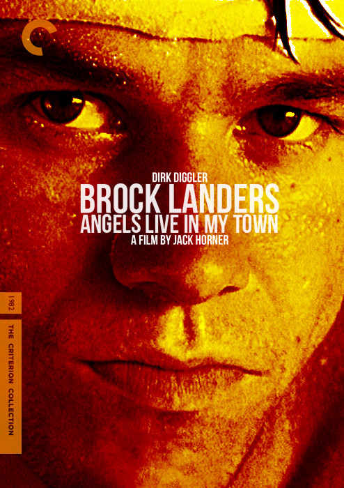 Brock Landers: Angels Live in My Town