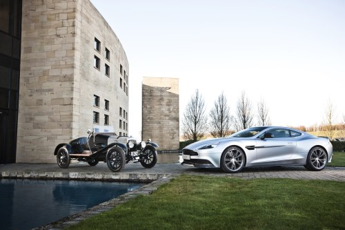 Aston Martin Celebrates its First 100 years by upcomingvehiclesx http://flic.kr/p/dBFHyV