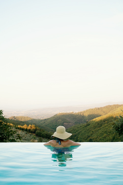 Dreaming of Tuscany | by Keri Osborne | via clubmonaco