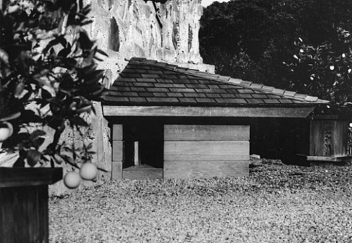 Frank Lloyd Write once designed a dog house for a boy who wrote him (twice). Keeping this in the memory box - stay creative, stay humble, and stay persistent.  Dear Mr WrightI wrote you June 19, 1956 about designing my dog Eddie a dog house to go with the house you designed for my dad. You told me to write you again in November so I ask you again, could you design me a dog house.Respectfully yours,Jim Berger  (via Letters of Note: Please design me a dog house)
