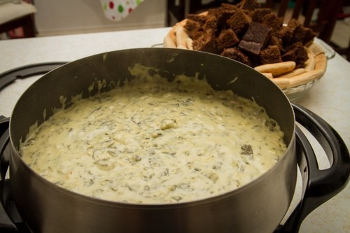 Recipe: Spinach and Artichoke FondueIt's the time of year for Christmas parties and other holiday gatherings. As such, it's time to…View Postshared via WordPress.com