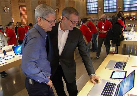 "breakingnews:  Apple to manufacture Mac line in the US NBC News: In an interview with Brian Williams airing tonight on ""Rock Center,"" Apple CEO Tim Cook says one of the existing Mac lines will be manufactured exclusively in the US next year. Cook says he believes it's important to bring more jobs to the US. ""We've been working for years on doing more and more in the US,"" he says. Photo credit: NBC News  There have been rumblings that the new iMac was being manufactured in the U.S., but now we have confirmation that at least something is U.S.-produced."