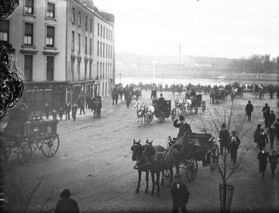 Lord William Beresford's funeral by National Library of Ireland on The Commons on Flickr.