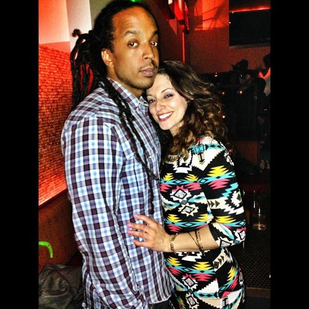 Me and the gorgeous @maryprettylou at her and @thebigohamilton Bornday celebration yesterday at Pranna. Great party with some amazing people. Salutes to all the Taurus and  have a great trip Big O. #taurus #bornday #iliketurtles