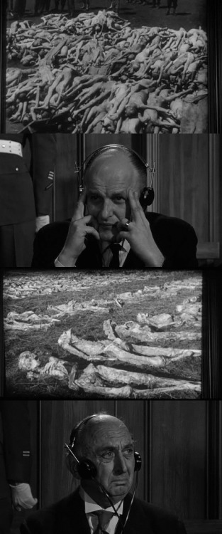 tumblr mlgrqafj3e1qzbykto1 500 Judgment at Nuremberg, 1961 (dir. Stanley Kramer) By gcapshare