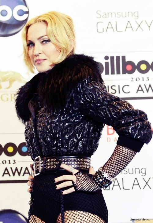 sexwithmadonna:  #Madonna at Billboard Music Awards.