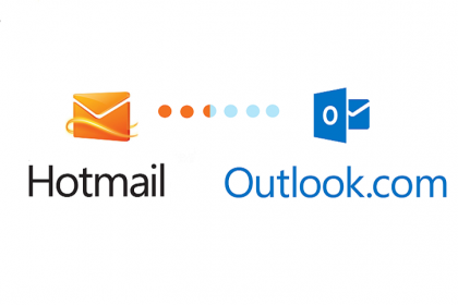 thedailywhat:  Farewell of the Day: Hotmail Officially Shuts Down We can't say we didn't see this coming, folks. Hotmail has gone the way of the dinosaur. Microsoft announced last week that the company had completed migrating all 300 million active Hotmail accounts over to the new Outlook mail, officially hammering the final nail in the coffin of the free email service.