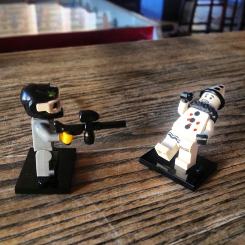 F mimes!! #lego #hitman #banter #humour (at The Zetland)