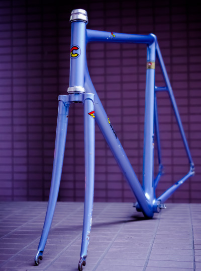 titsandtires:  Cinelli LASER 700c (by Father_TU)
