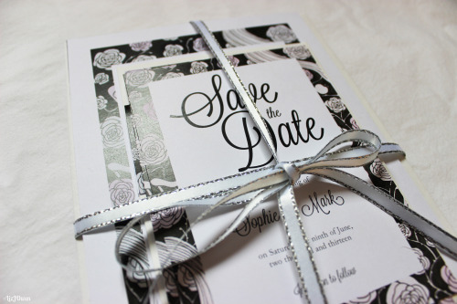 Here's a sneak peak of all of my wedding stationary designs printed out and ready to be submitted :D  Shall update with more photos later on either today or tomorrow!