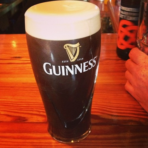 Cheers #IRELAND (at The Bulman Bar)