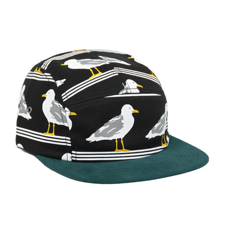 kiskex:  (via ONLY NY | STORE | Hats | Seagulls 5-Panel)