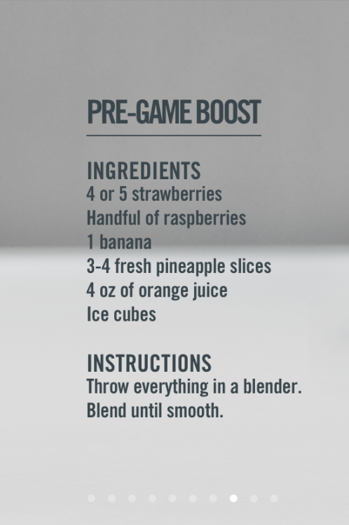 theunachievablegoal:  Unlocked some delicious looking smoothies on my NTC (: