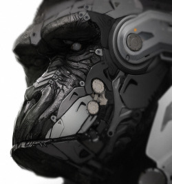 error888:  Gorilla Bot by fightPUNCH - Darren Bartley - CGHUB