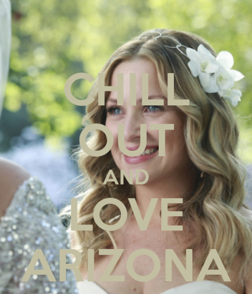 livefasttryingnottodieyoung:  I could profess my love for Arizona Robbins all day, every day until September. Maybe I will.