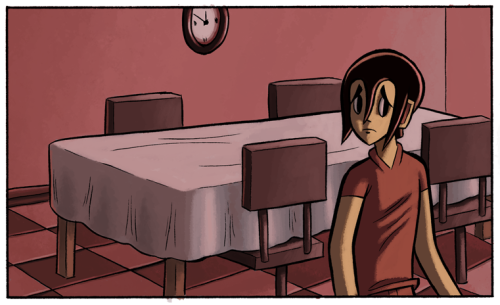 Here it is. The FINAL page of Part I of Floatillion.