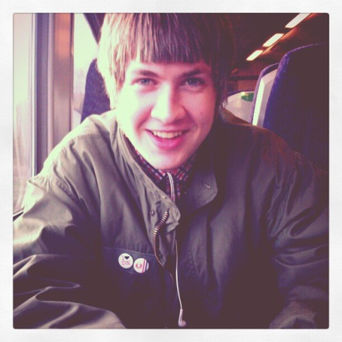 I miss his wee face </3  #bf #gf #love #bestfriend #favperson #misshim #parka #mod