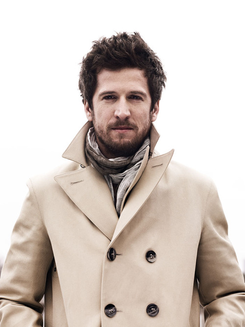 French Actor Guillaume Canet