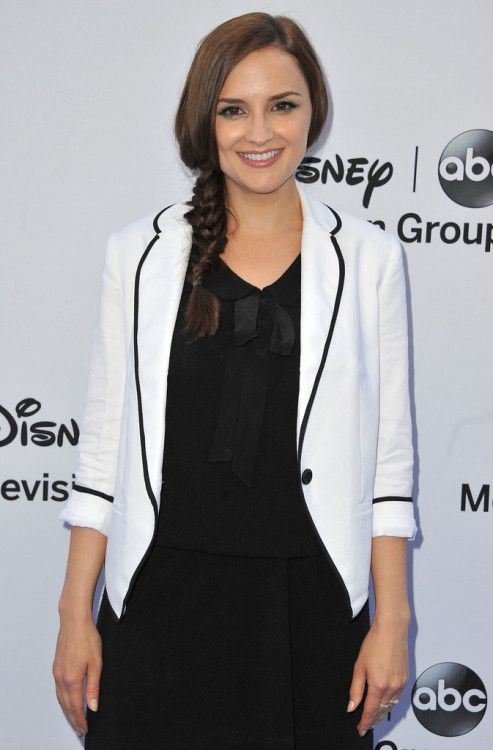 Rachael Leigh Cook - Disney Media Networks International Upfronts in Burbank 5/19/13