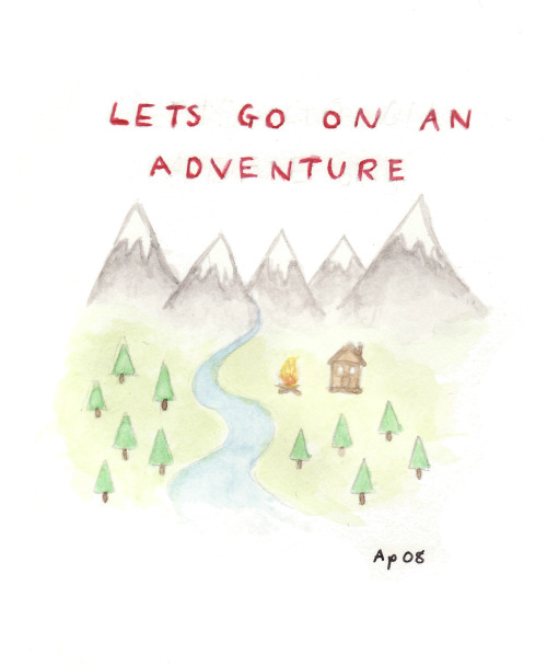 landsofblue:  72/365 lets go on an adventure :)