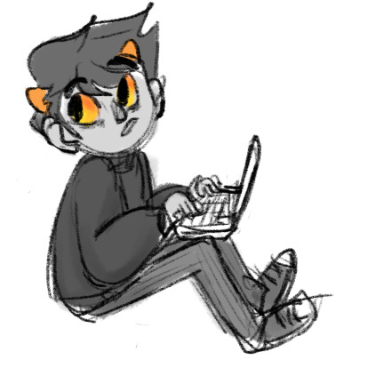 IF YOU DON'T LIKE KARKAT VANTAS YOU NEED TO SEE A DOCTOR