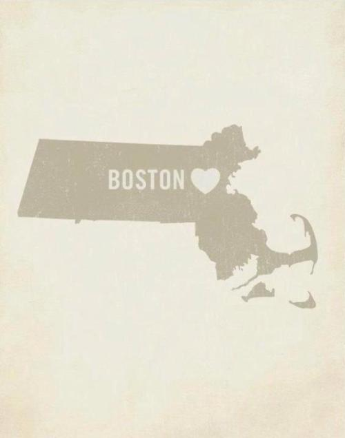 Boston, we are with you. {photo credit unknown}