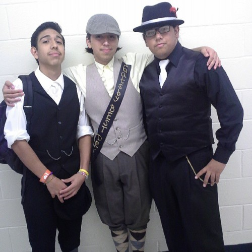 Me and the bros:) #great #Gatsby #rather #dapper #polo #hypebeasts #1920 #suiteandtie #ibeonmy