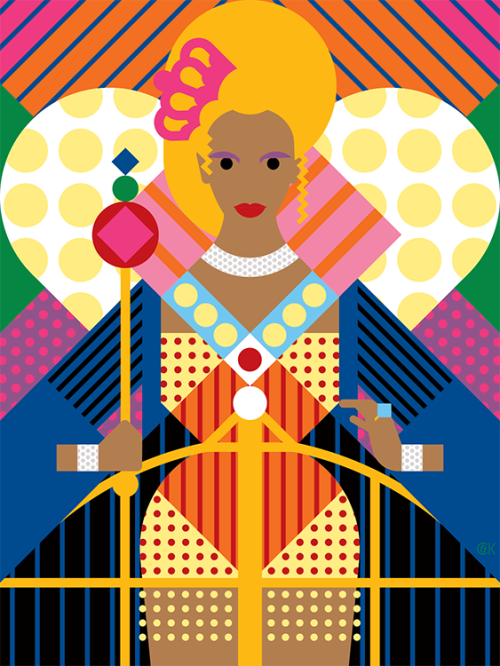 craigandkarl:  Beyonce's The Mrs Carter Show, our latest contribution to British Vogue's The Culture Edit.