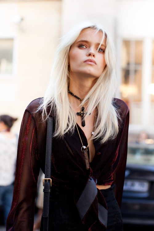darkspiration:  Abbey Lee Kershaw