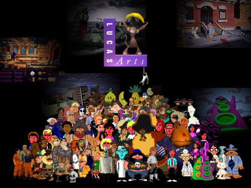 Disney canned Lucasarts along with all of their current projects. Right in the childhoods.