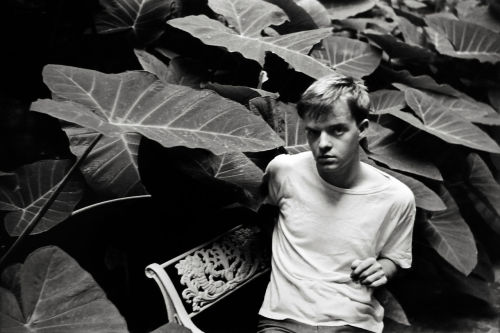 kathawker:  Truman Capote photographed by Henri Cartier-Bresson in 1947.