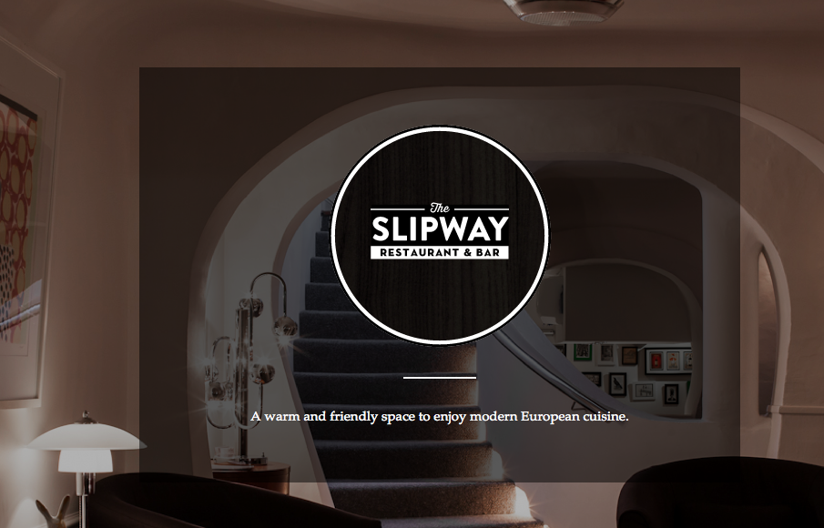 We're delighted to announce that we will be opening the Slipway Restaurant & Bar for Easter. More news to follow soon…