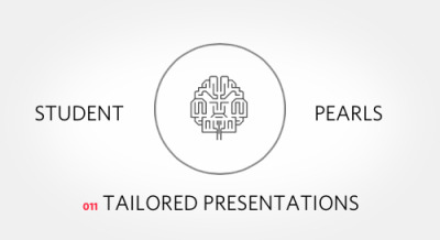 "Tailored Presentations. Dr. Cranquis made a comment about presenting a patient to various specialties. I briefly touched on this subject in Need-to-know Basis but I think it is worth revisiting in full. Every doctor would like a summary of information, but your delivery of it cannot be a one-size-fits-all package. A good case presentation requires delivering the information that is pertinent to the specialty and ""selling"" or driving the attending to the diagnosis you have in mind. Here are some quick pointers that I go by.  Identifier: A good presentation begins with a short summary of who the patient is. This includes things like age, gender, ethnicity, and functional status (independent, bed bound, institutionalized etc.). Other pertinent points included here may be if the patient has been generally healthy or has multiple co-morbidities. Finally, if a patient comes in with a condition that is associated with risk factors, you can list them here if they apply.  ""This is a 56 year old independent caucasian man with a history of hypertension, dyslipidemia, smoking, and obesity who presents with shortness of breath on exertion and retrosternal pain.""  Beyond this basic structure, a hospital specialist will require additional information along with the focused problem when you present the case. An obstetrician will want to have the patient's gravida status, blood type, and screening status up front; a neurologist will want to also know the handedness of a patient and the baseline neurological status; a surgeon just wants to know what the problem was and the diagnosis. The clinical years become an exercise in learning these differences. This is of course all well and good when you are presenting to your attending. However, once you need to consult someone, be it the specialist or the ER, keeping the presentations clear and succinct becomes key. No one has time to listen to a fifteen minute presentation over the phone. The first step is to make your intentions clear. This usually happens either before you present your patient or once you have given them an idea of who they are dealing with.   ""This is a 40 year old man previously healthy man with no past psychiatric illness, currently experiencing significant personal and financial stressors who was found by police after ingesting unknown quantity of tylenols within the last four hours. He is currently stable and being treated per protocol and we are waiting for the next liver panel. We are consulting psychiatry ahead of time for suicidal ideation and risk assessment.""   The next step, following what has already been described above is to discuss the pertinent points of the history. This includes the identifiers but also the patient's condition and what has been done or course in hospital that is relevant to the case.  Sometimes that little snippet of information is enough. Sometimes they may require more so always keep everything within arms reach and present information as they require them. Maybe they do have time to listen to a full presentation, perhaps only a few snippets. If you can keep your audience and the issues in mind - identifier, specialty tailored points, reason for consultation, pertinent history and current plans of action - you will be able to deliver a well formed presentation every time. Next pearl: ?…Previous pearl: And Stuff Like That…"