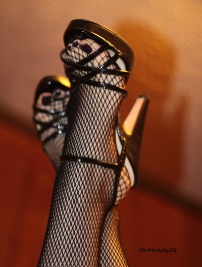 Fishnets to rule with.