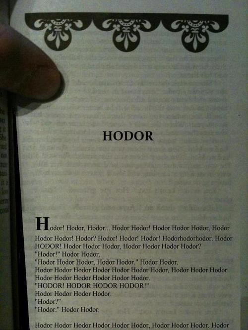 ryanhatesthis:  Photo of a chapter from The Winds of Winter