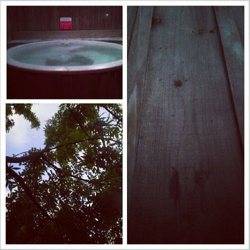 #relaxation  (at Piedmont Springs)