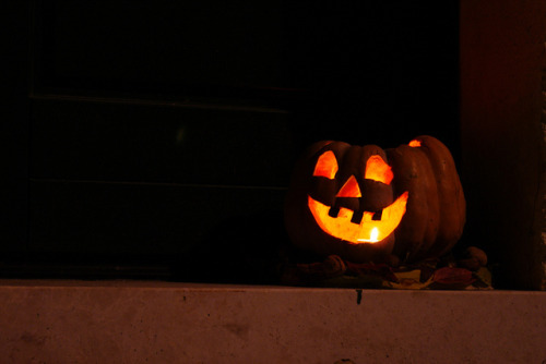 enchanting-autumn:  This is Halloween! by zuk_sku on Flickr.