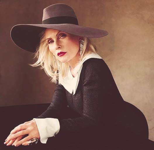 Debbie Harry for Vogue Spain, May 2013