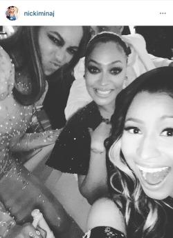 Nicki Minaj beyonce met gala