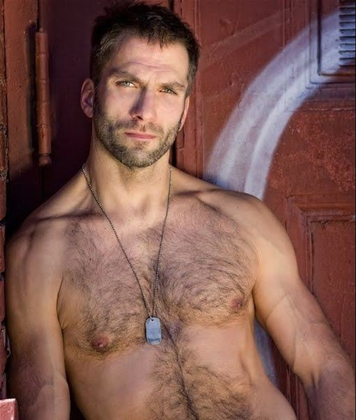 realmenstink:  LEAN SCRUFF AND FUR !!!  Well, that's just made my Saturday!!