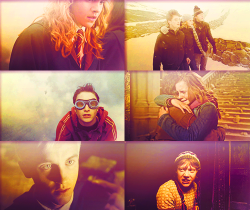 1k ron weasley harry potter Hermione Granger my stuff 2k hp hpedit
